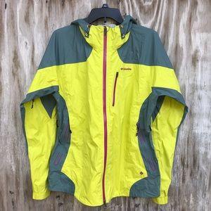 Columbia Omni- Tech jacket